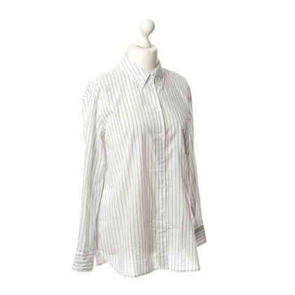 Equipment Striped Blouse