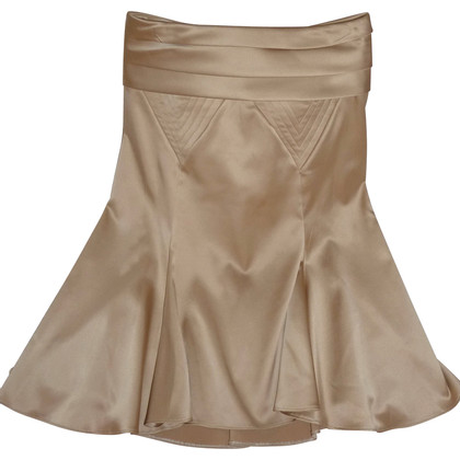 Just Cavalli Satin skirt
