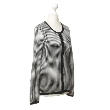 Christian Dior Twin-set Houndstooth in the Pepita style