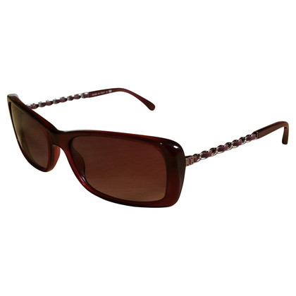 Chanel Sunglasses with braided straps