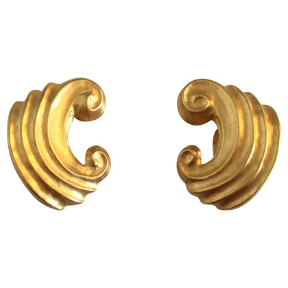 Givenchy Gold-plated earrings