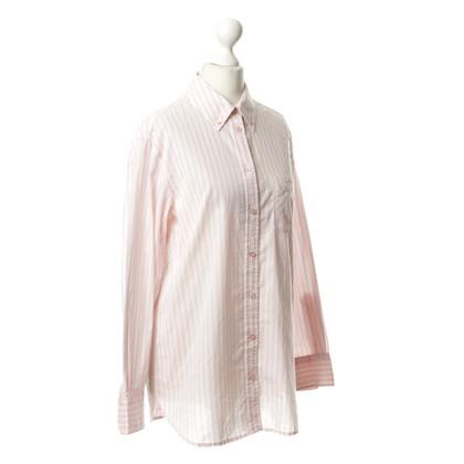 Equipment Katoen blouse met strepen