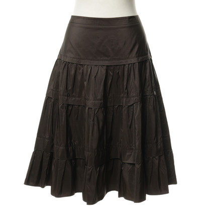 Moschino skirt silk
