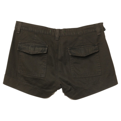 "J Brand ""Cadet"" negli shorts marroni"