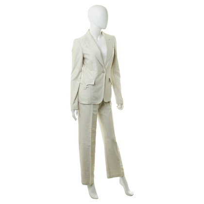 Gucci Trouser suit with stripes
