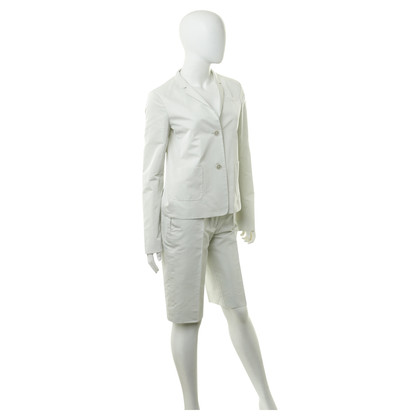 Jil Sander Off-white pants suit