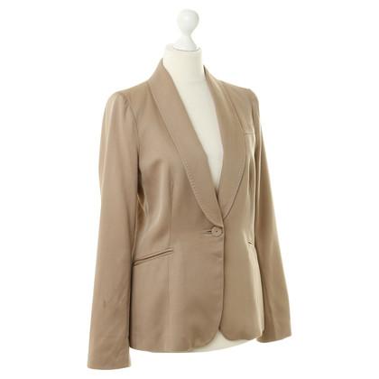 Comptoir des Cotonniers Blazer in perliet Brown