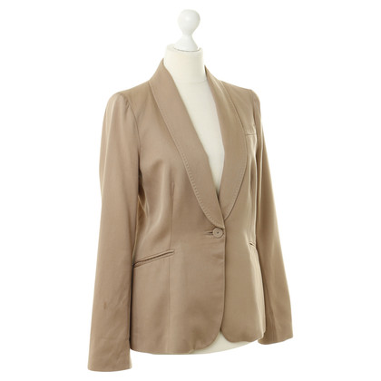 Comptoir des Cotonniers Blazer in perlite Brown