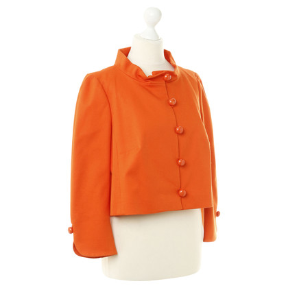 Red Valentino Giacca corta in Orange