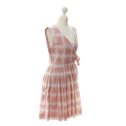 Marc by Marc Jacobs Dress with checked pattern