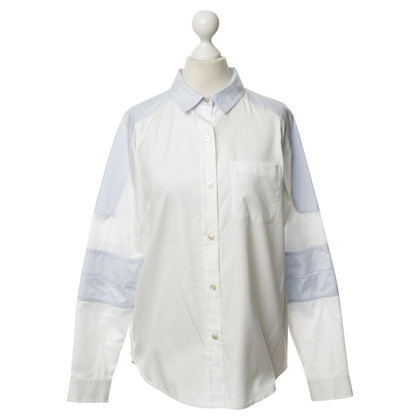 Marc by Marc Jacobs Oxford-Hemd mit Patches