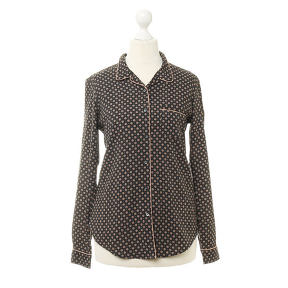 Maison Scotch Blouse with flower pattern