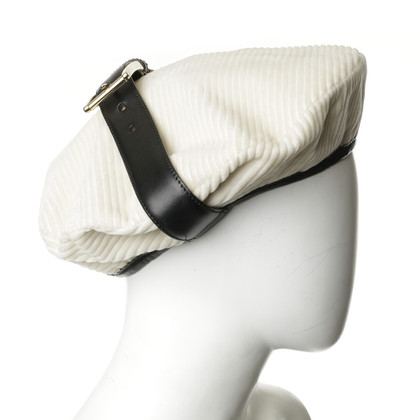 Etro Beret from wide cord