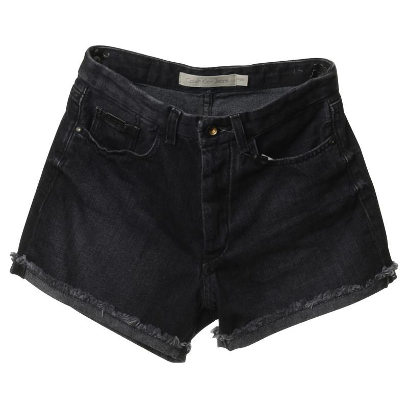 Calvin Klein Jeans shorts in black