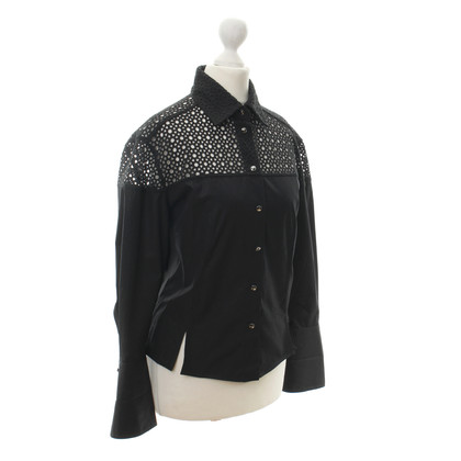 Alaïa Gat kant blouse