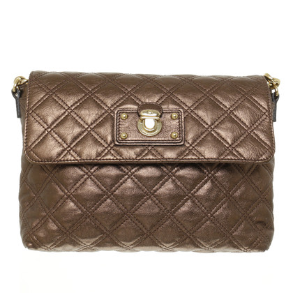 Marc Jacobs Shoulder bag in metallic look
