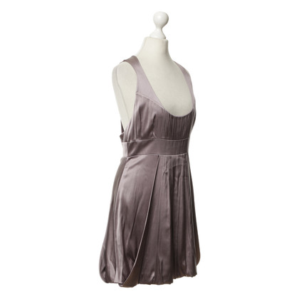 Jasmine di Milo Silk dress with Changeant