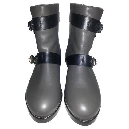 Chloé Leren laarzen