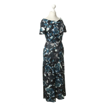 Erdem Kleid ' Vanya' with floral print