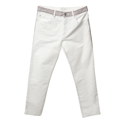 """Isabel Marant Etoile """"Andreas"""" in jeans bianchi"""
