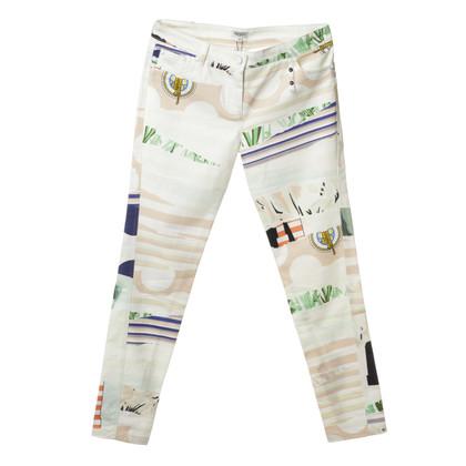 "Kenzo Jeans ""Torn"" Multicolour"