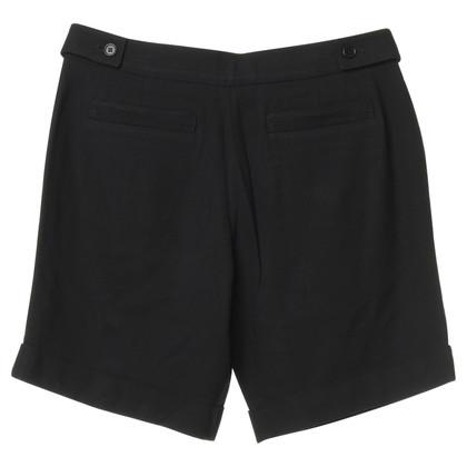BCBG Max Azria Shorts mit Saum-Umschlag