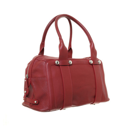 René Lezard Red Tote