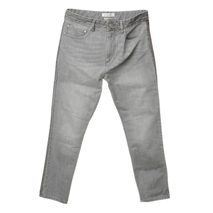 "Isabel Marant Etoile Jeans ""Andreas"" in Grau"