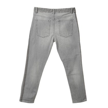 "Isabel Marant Etoile ""Andreas"" in grijze jeans"
