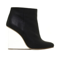 Maison Martin Margiela for H&M Ankle boots with Plexiglas-heels