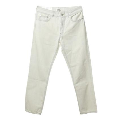 Acne Jeans sbiancato 'Boy'