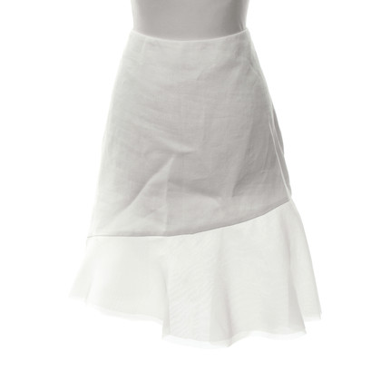 Joseph Linen skirt with silk moment ' Cruz'