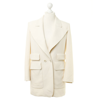 Chloé Blazer in light cream