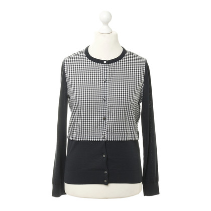 Marc by Marc Jacobs Maglione camicia stile Plaid