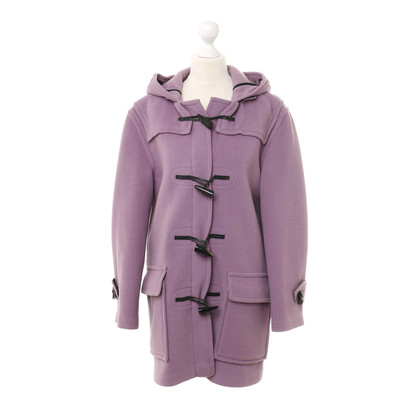 Burberry Duffle coat in Lilac