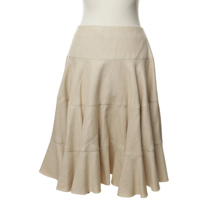 Christian Dior Skirt in beige