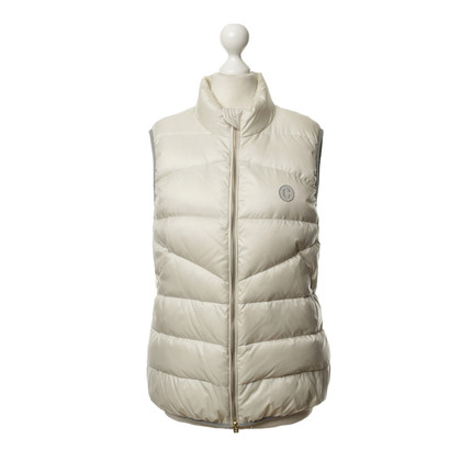 Closed Gewatteerde vest in beige