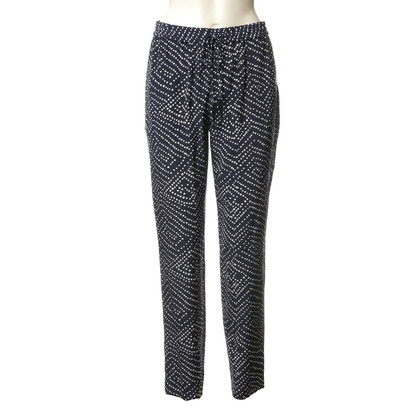 Diane von Furstenberg Silk pants 'Benett Two'