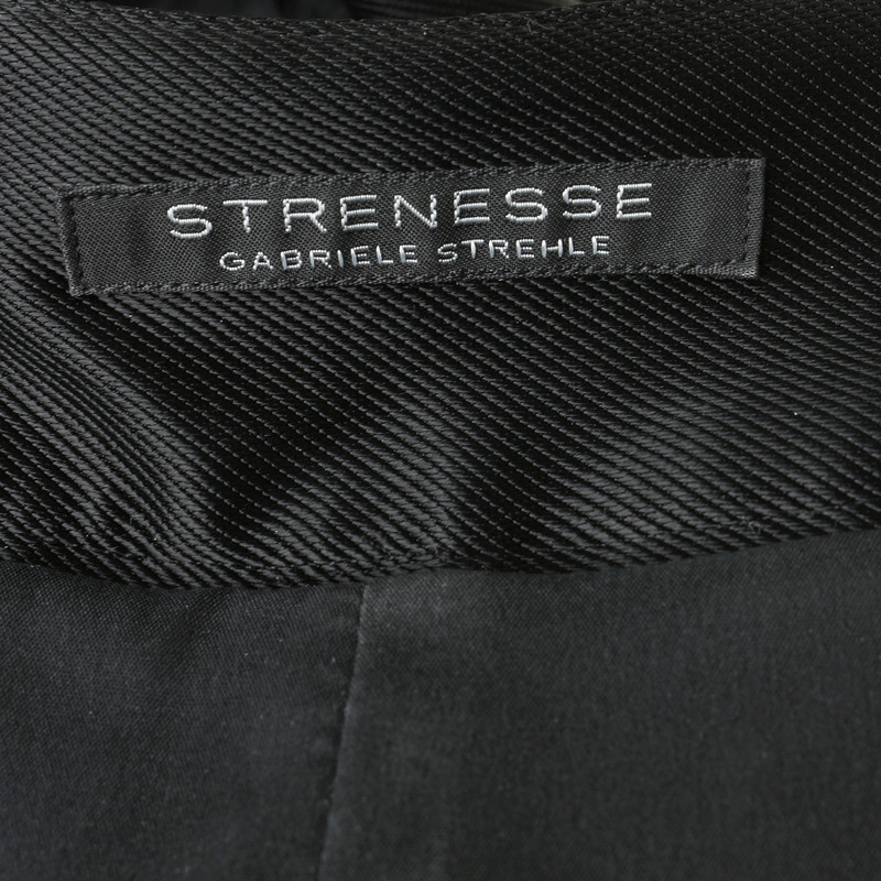 Strenesse black dress