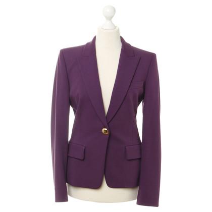 Emilio Pucci Purple Blazer