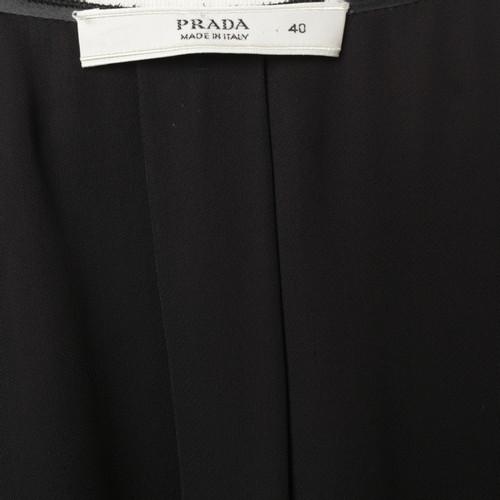 the best attitude 9455f e44b7 Prada Abito scamiciato vestito con pieghe arredamento ...