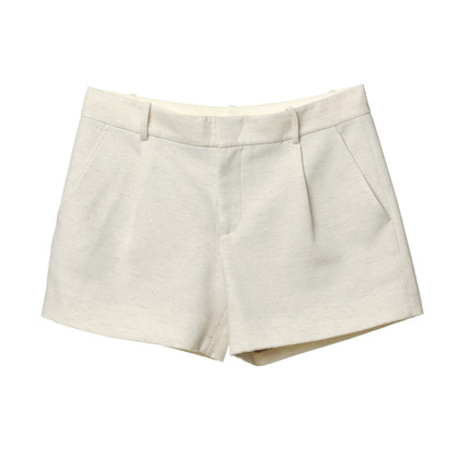 Vince Camuto Heather shorts in cream