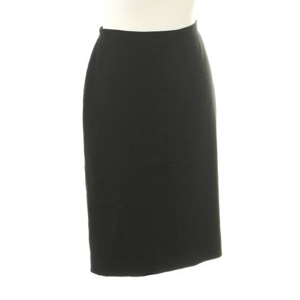D&G Pencilskirt in zwart