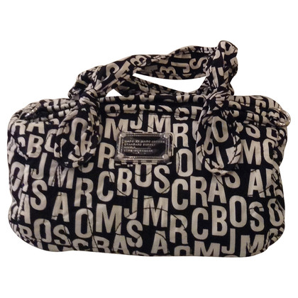 Marc by Marc Jacobs Tas in zwart-wit