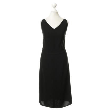 Marc Jacobs Zwarte wol jurk