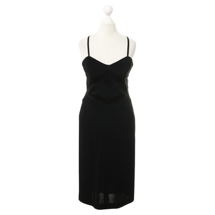 Armani Black dress with graphic elements