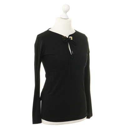 Fendi Shirt with bow at the neckline