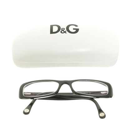 D&G Narrow glasses