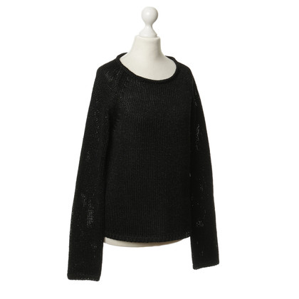 Patrizia Pepe Pullover with metallic threads