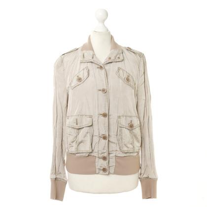 Drykorn Bomber jacket in beige